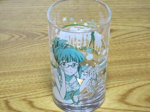 アイマス一番くじG賞・律子グラス
